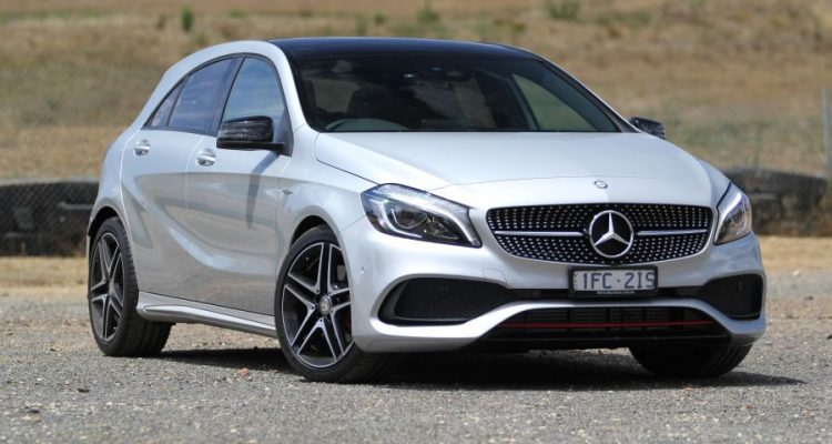 Mercedes-Benz А-Класс (Мерседес-Бенц А-Класс)