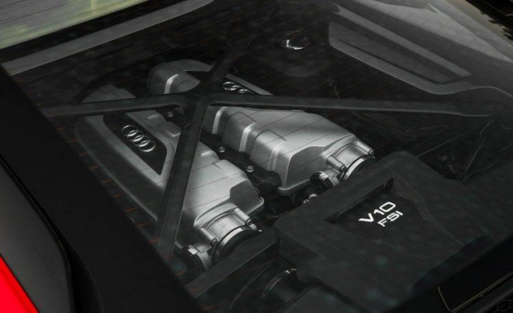 Двигатель V10 Plus в 610 л.с. и тягой в 560 Нм
