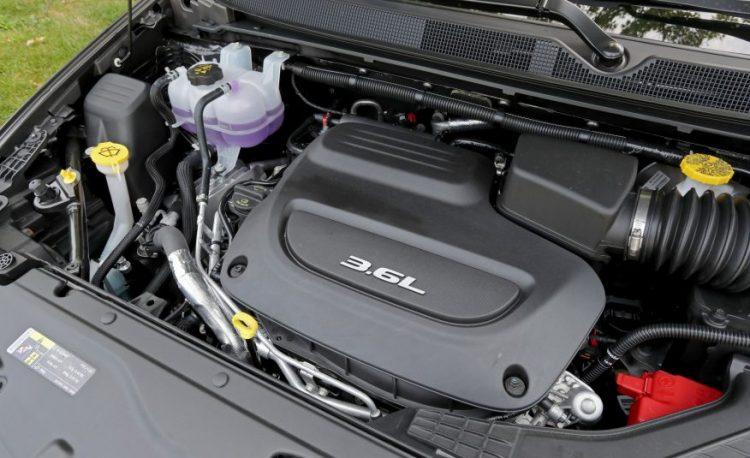 Резвый двигатель мощностью в 260 сил