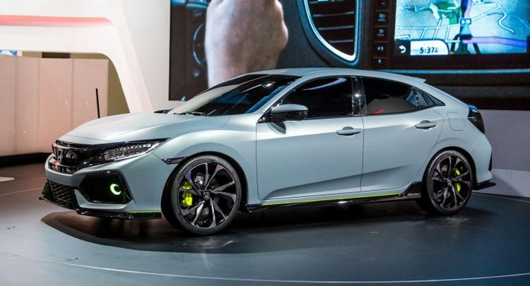 Honda Civic Hatchback (Хонда Цивик Хэтчбек)