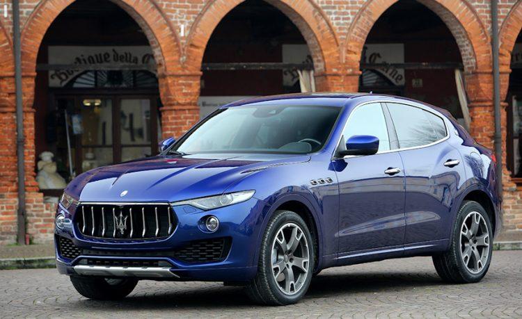 Долгожданный Maserati Levante