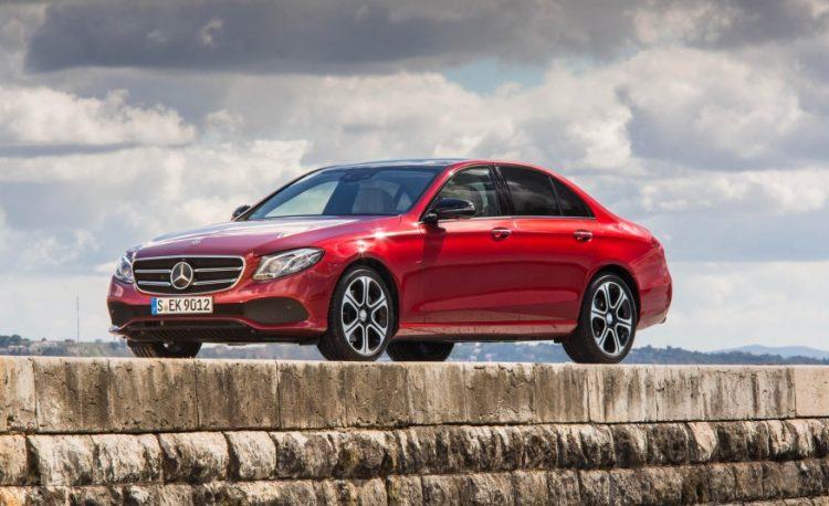 Новый Mercedes-Benz E class 2020-2021 модельного года