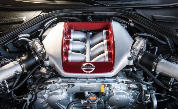 Двигатель Ниссан ГТР 2020-2021 года выпуска