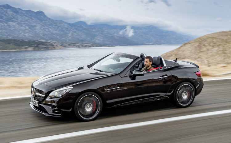 Mercedes-Benz SLС (Мерседес-Бенц SLC)