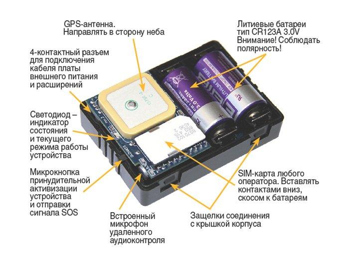 Что находится под крышкой АвтоФон S-Маяк 5.6