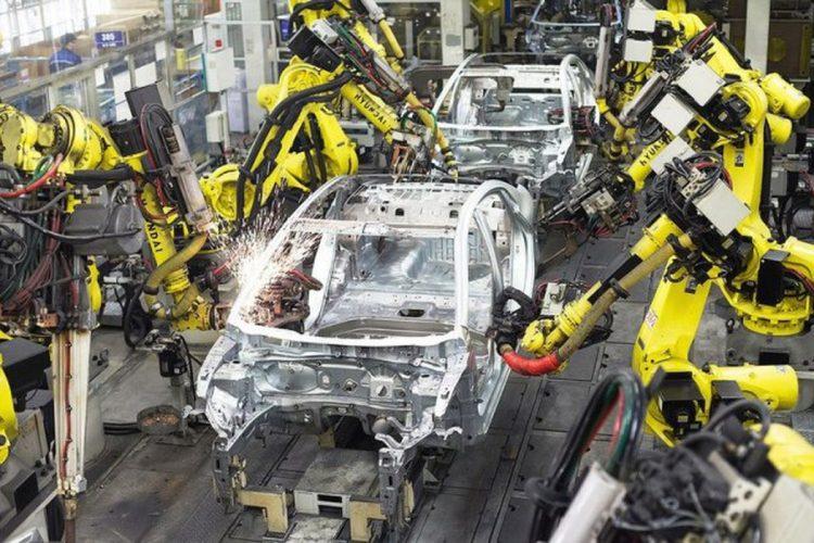Современное автоматизированное производство на заводах Хендайle
