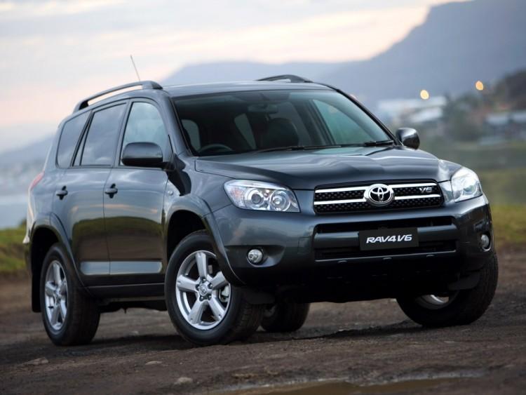 Фотоснимок внешнего вида Toyota RAV 4 2020-2021 года