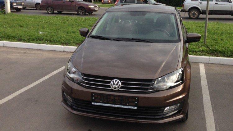 О минусах Volkswagen Polo sedan 2020-2021