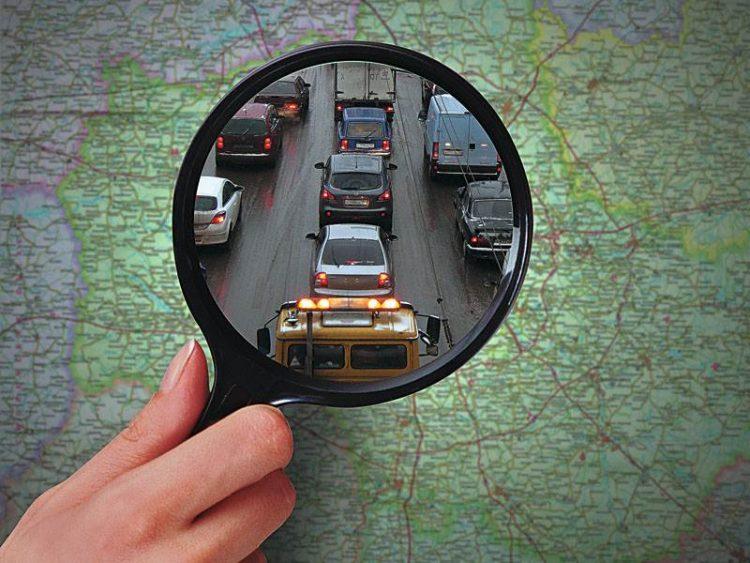 С помощью gps трекера в любой момент знаешь, где находится машина