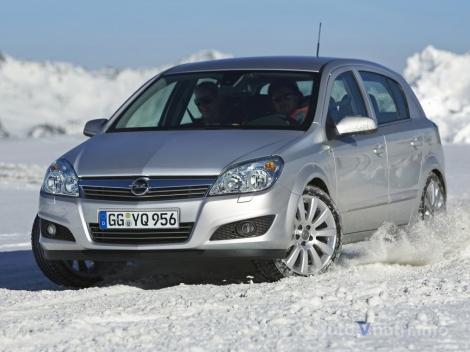 5-дверный хэтчбек Opel Astra