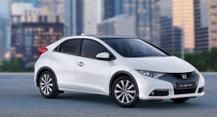 Honda Civic 5D (Хонда Цивик 5Д)