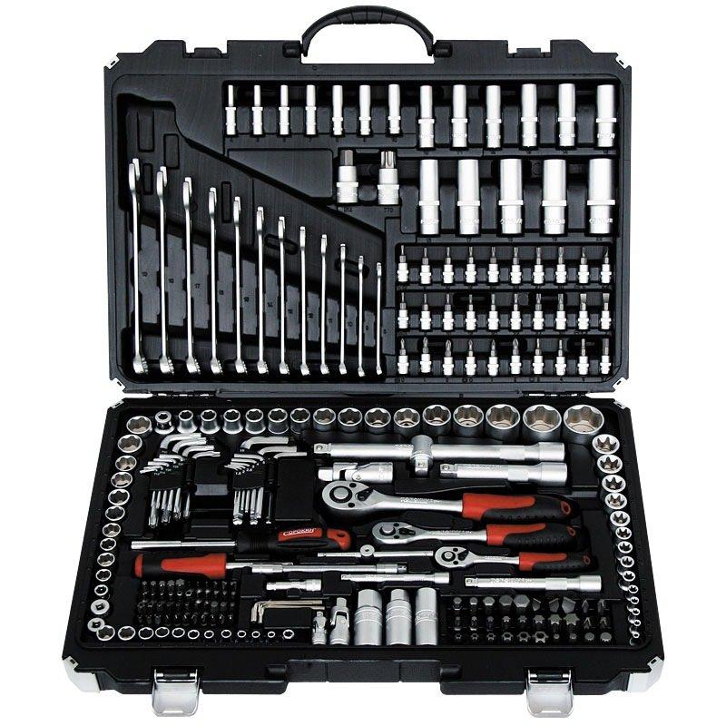 Чем больше инструментов, тем меньше проблем.