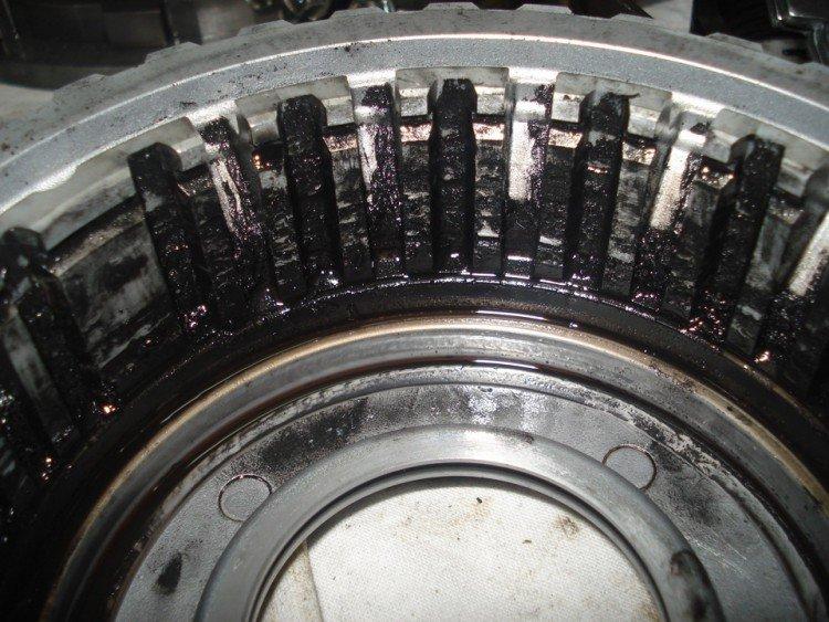 Стоимость ремонта акпп мазда 6