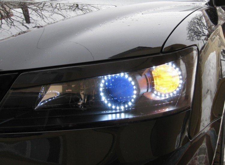 Особенности светодиодного тюнинга