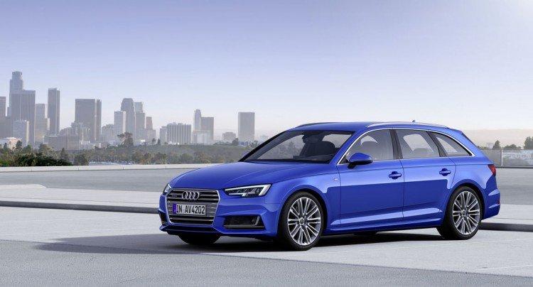 Технические характеристики Audi A4 2020-2021 модельного года