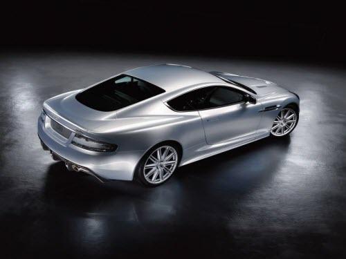Aston Martin DBS последний по списку, но не по значению