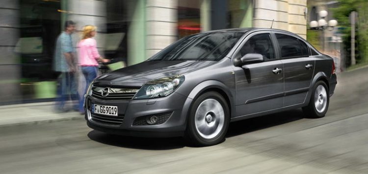 Opel Astra Family Sedan (Опель Астра Фэмили Седан)