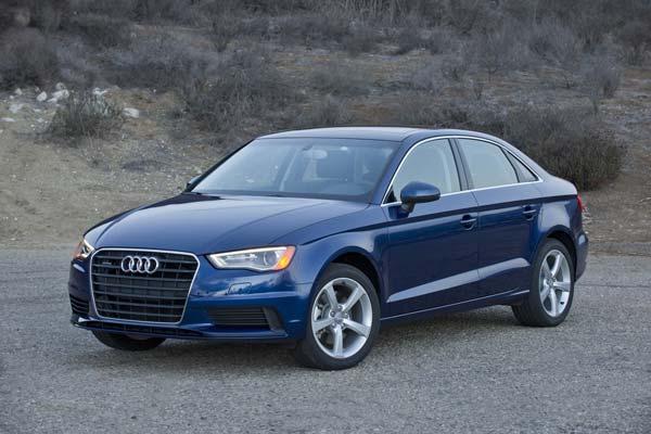 Особенности Audi A3