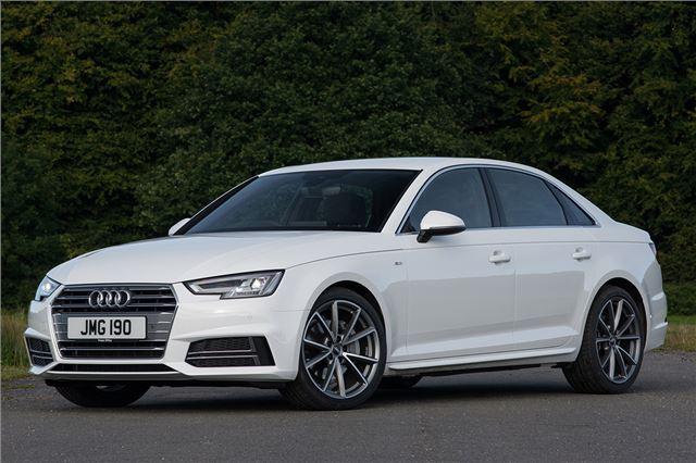 Новинка Audi A4