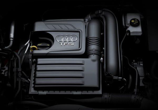 Бензиновый двигатель TFSI