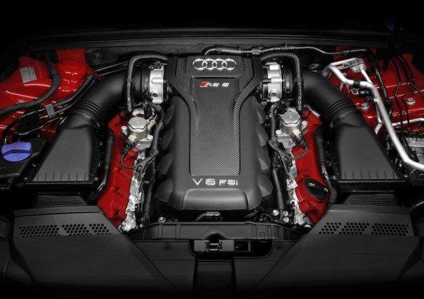 технические характеристики Audi RS5