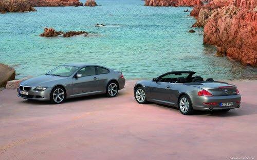 BMW 6 Series предлагает модели на любой вкус