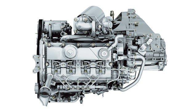 Бензиновый двигатель Форда Экобуст 2016-2017 года
