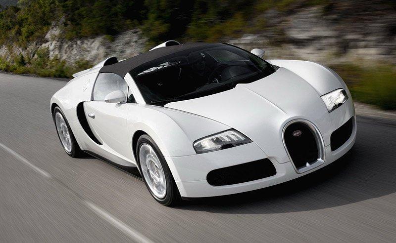 Bugatti Veyron 16.4 8.0 W16