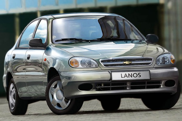 Chevrolet Lanos фото