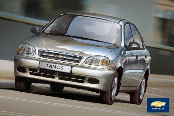 Chevrolet Lanos ходовая часть