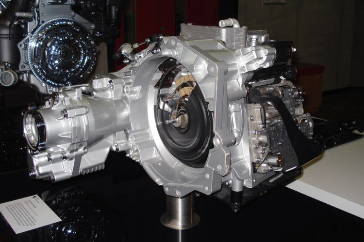 Direct Shift Gearbox DSG фото