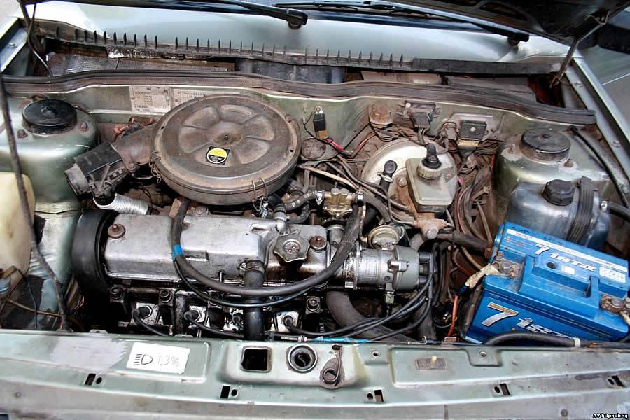 Номера двигателей ауди