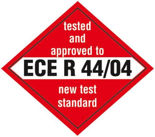 Метка стандарта ЕСЕ R 44/04