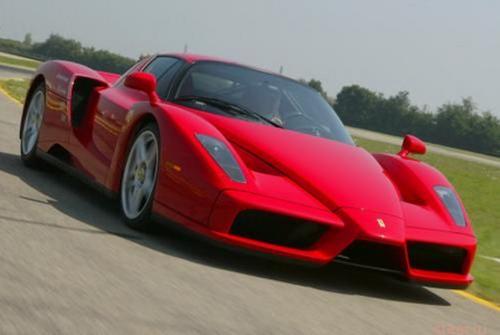 Ferrari Enzo - Формула 1 на каждый день