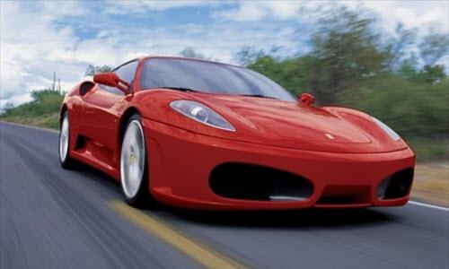 Ferrari F430 – классика скорости
