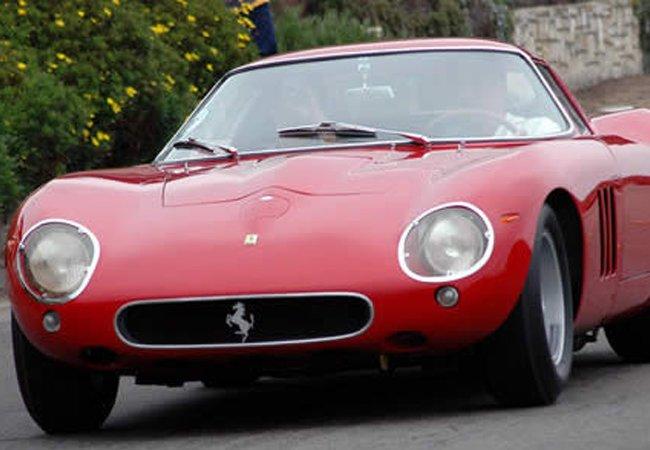 Ferrari 250 GTO 1963 года