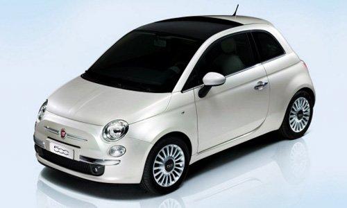 Fiat 500 маленький покоритель женских сердец