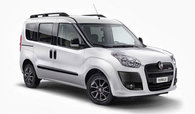 Fiat Doblo 2017 года в новом кузове