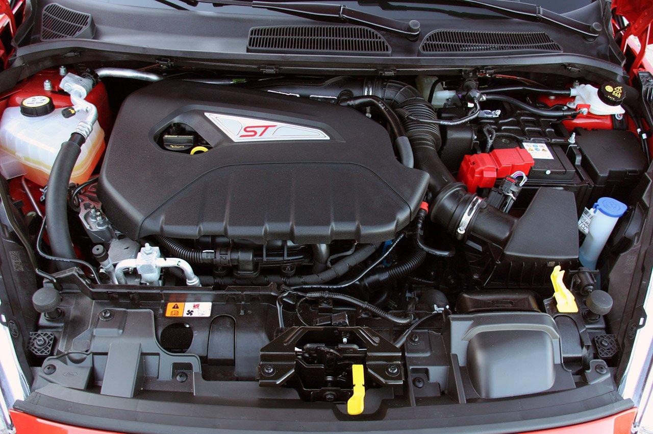 Двигатель Ford Fiesta - мощный и экономичный