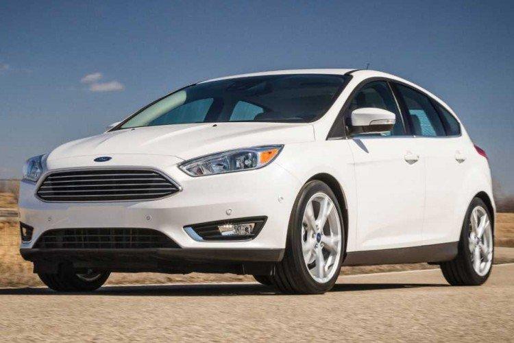 Рестайлинг Форд Фокус 2020-2021 модельного года
