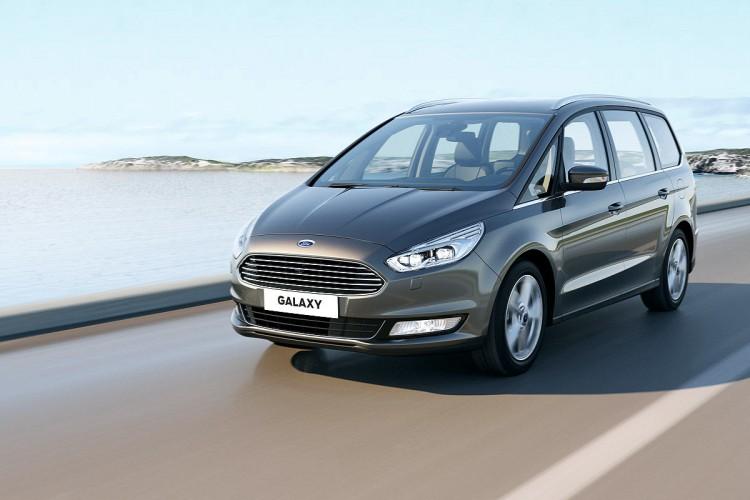 Особенности Ford Galaxy 2020-2021 модельного года