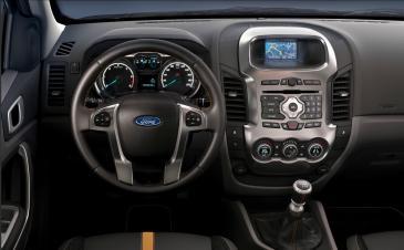 Ford Ranger - просто мечта, удобно и все под рукой