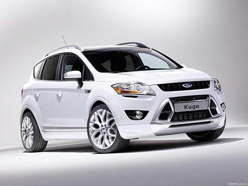 Ford Kuga такое авто подойдет любой женщине