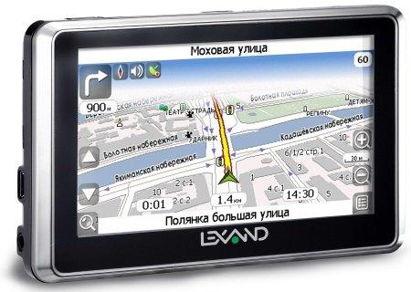 Изображение навигатора Lexand