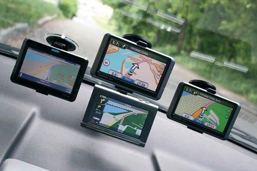 Навигаторы в автомобиле