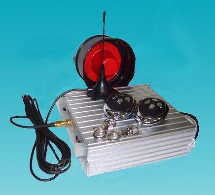 Сигнализация с возможностью передачи GSM-сигнала