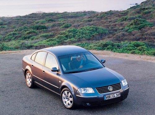 Грациозный Volkswagen Passat