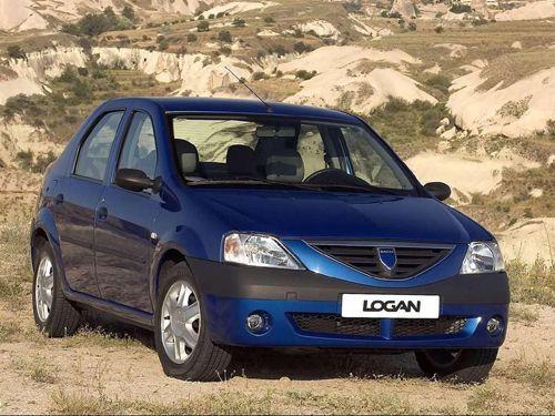 Хит продаж 2016–2017 годов Renault Logan