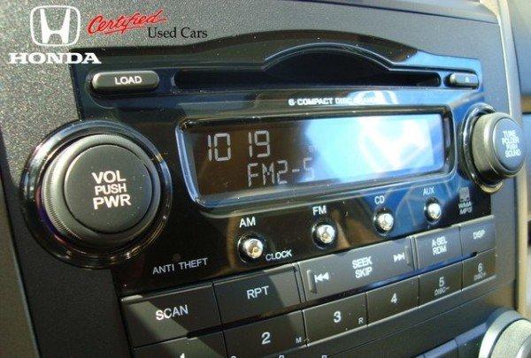 отзывы Honda CR-V