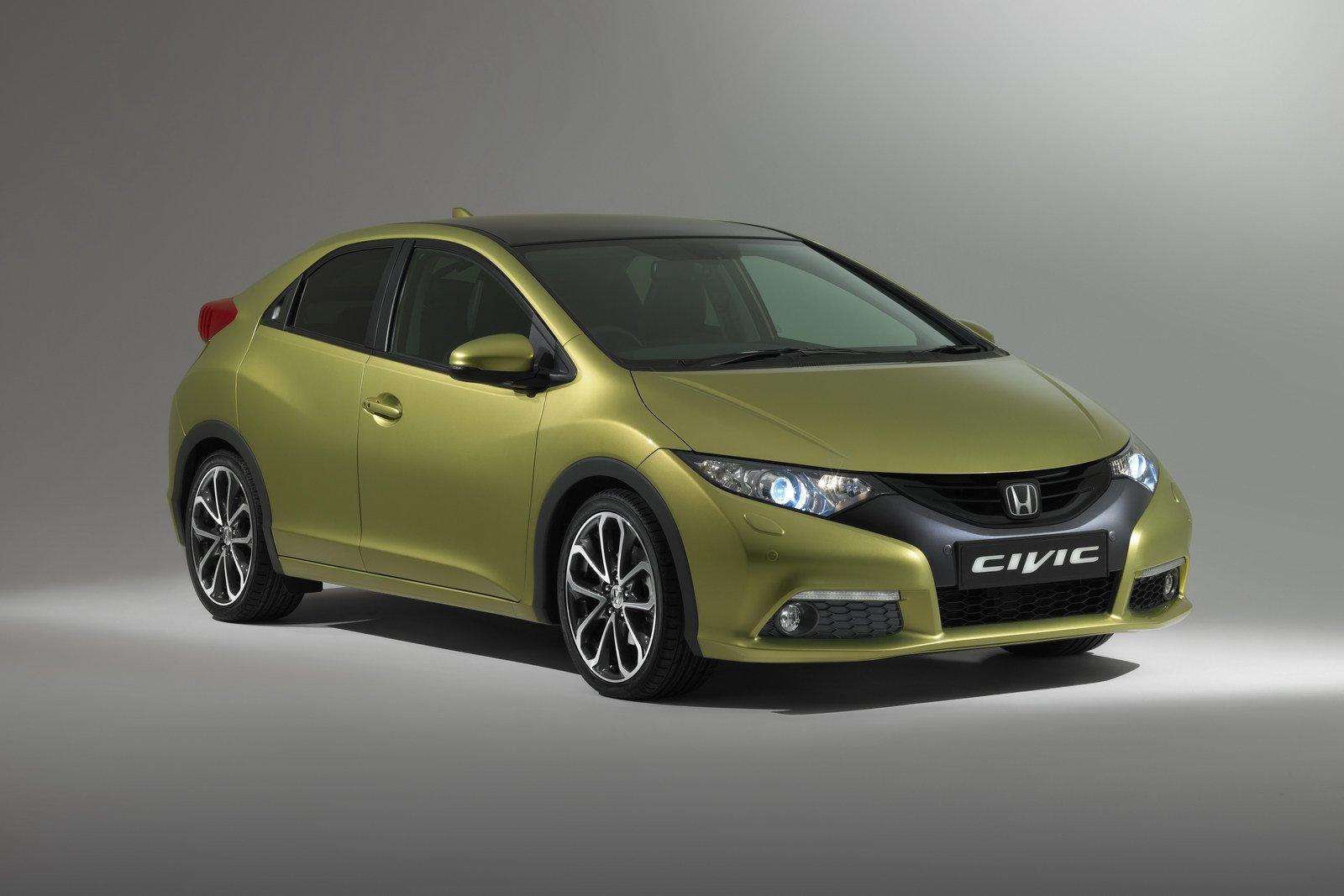 Honda Civic - не похожа на другие автомобили, в том числе своим характером